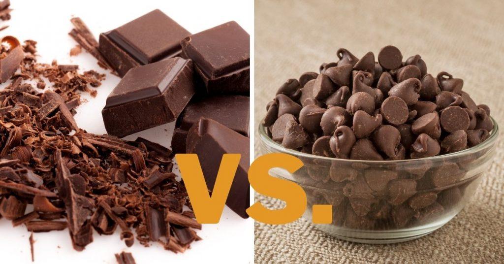 Almond Bark Vs Chocolate Chips