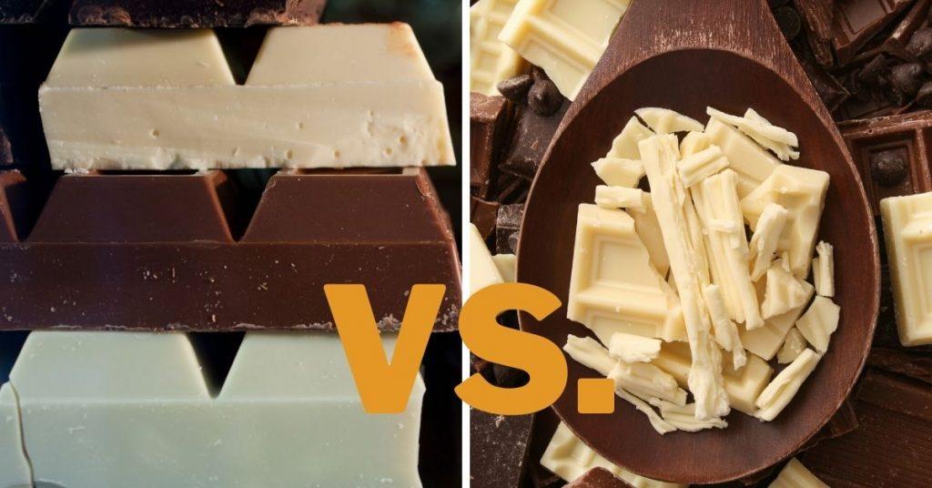 Almond Bark Vs White Chocolate