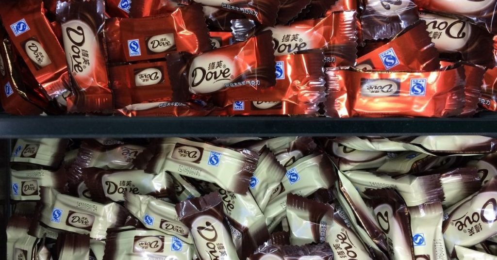 Are Dove Chocolate and Soap Owned by the Same Company choco