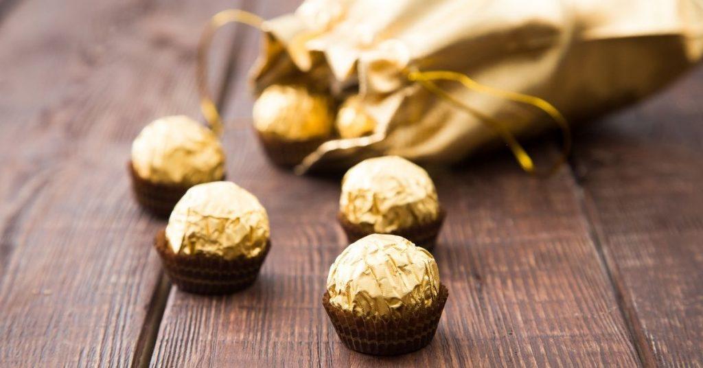 Chocolates Like Ferrero Rocher