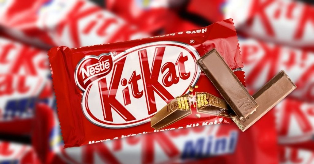 Does Kit Kat Have Eggs