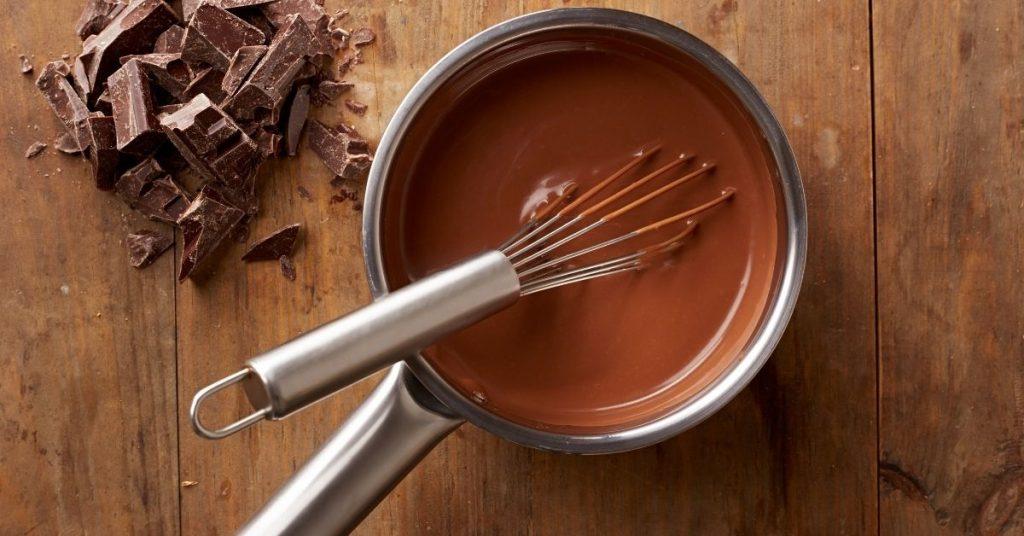 How to Sweeten Dark Chocolate