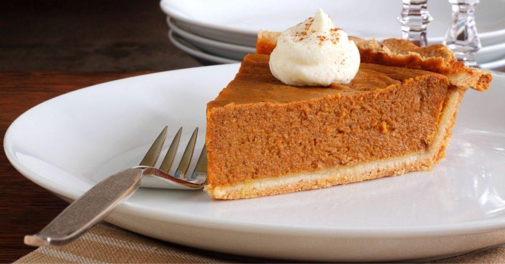 What Does Pumpkin Pie Taste Like