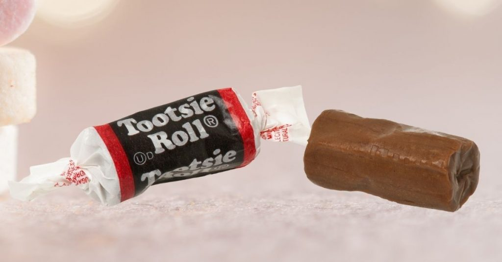 What Is a Tootsie Roll Made Of