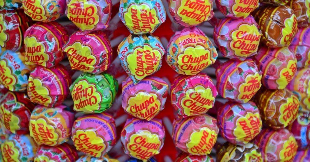 best spanish candy chupa chups