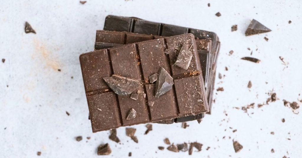 dry chocolate