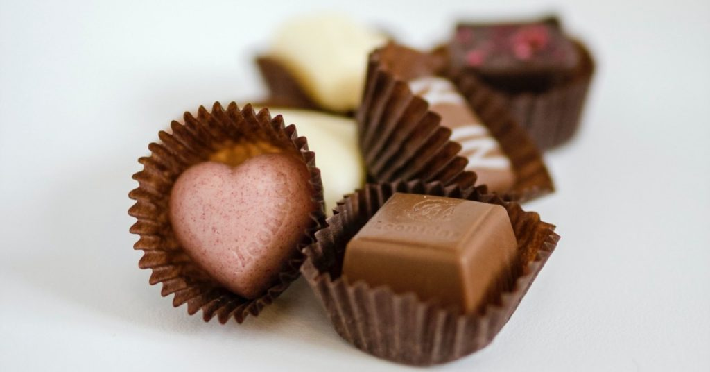 is chocolate a candy
