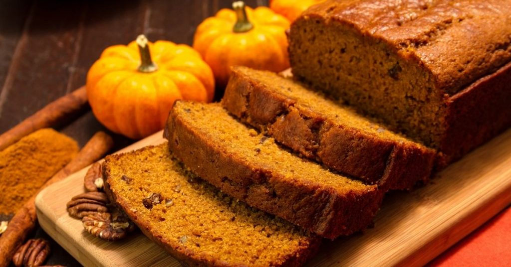 is pumpkin bread good for you